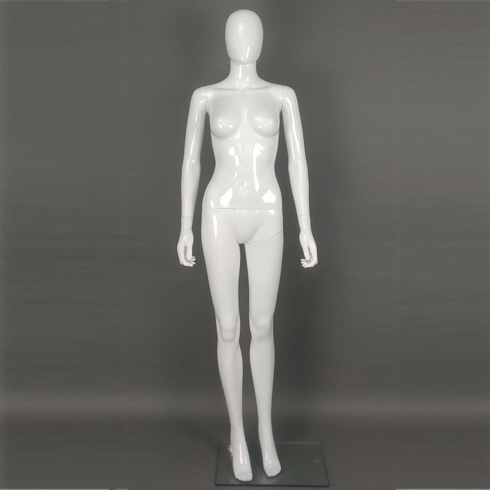 Mannequin femme abstrait F6SW