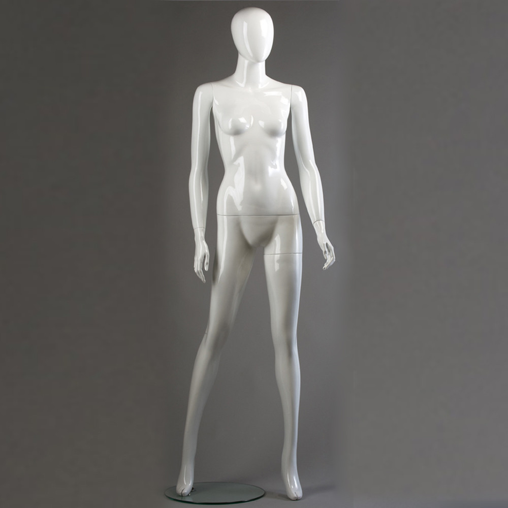 Mannequin d'étalage femme abstrait RPF2
