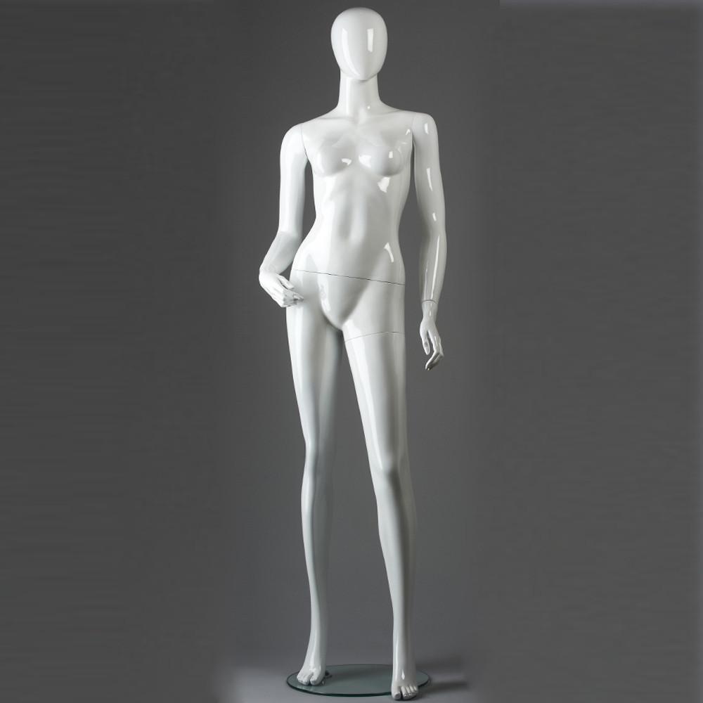 Mannequin d'étalage femme stylisé RPF1