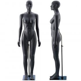 Mannequin femme complétement articulé