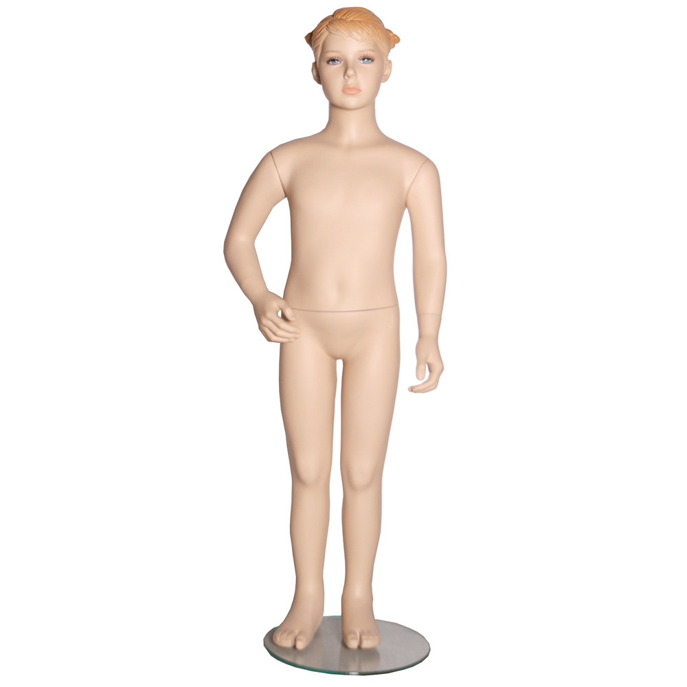 Mannequin fillette 6 ans couleur peau