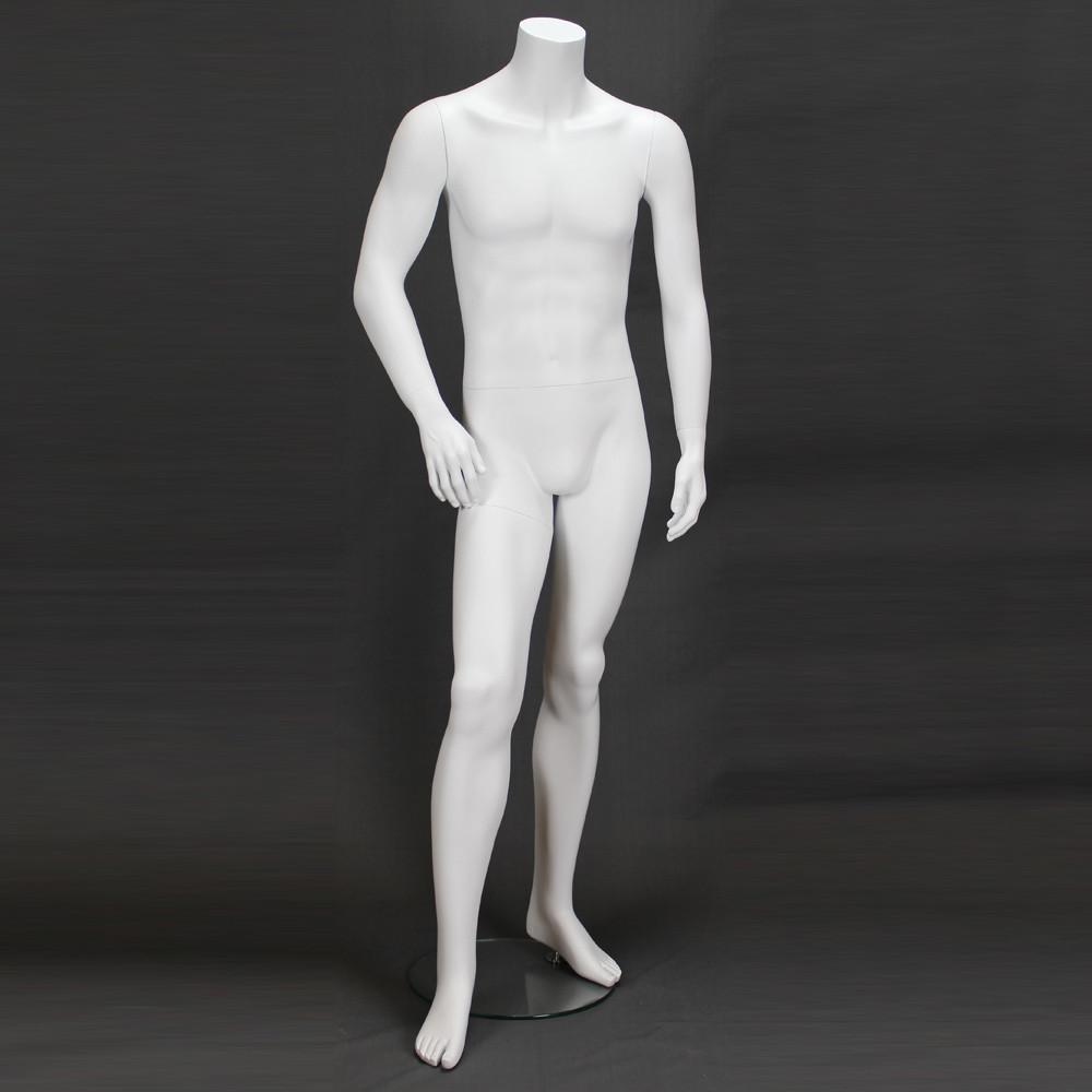 Mannequin homme sans tête