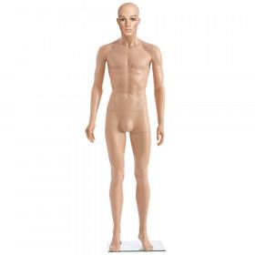 Mannequin homme plastique G2S