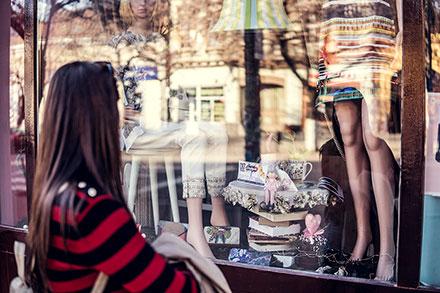 conseils pour réussir sa vitrine avec un mannequin de vitrine