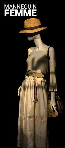 Mannequin de vitrine Femme